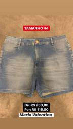 Bermuda jeans maria valentin