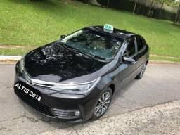Corolla ALTIS 2018 (taxi completo) isento de IPVA