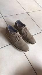Sapato masculino camurça social 39/40