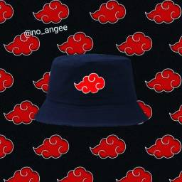 Chapéu bucket akatsuki