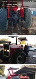 Trator Massey feguson 295