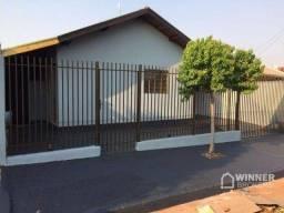 Título do anúncio: Casa com 2 dormitórios à venda por R$ 130.000 - Conjunto Prefeito Moises Gomes da Silva -