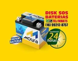 BATERIA MOURA MOTO R$169,00