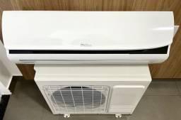 Ar condicionado Philco 9000 Btus convencional quente e frio + incluso instalação simples