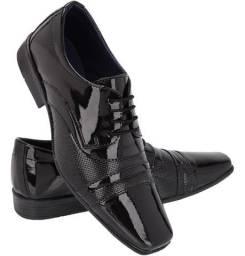 Sapato Social Masculino. Vários Modelos. Várias Cores. Loja em Goiânia - Goiás