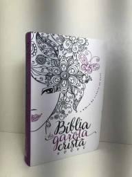 Título do anúncio: Bíblia de Estudo Garota Cristã