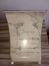 cachepot francês parfumeirie Dês Galeries St.Martin