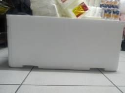 Caixas de isopor 86 lts