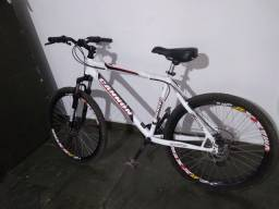 Bicicleta aro 26 cannon revisada