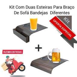 Título do anúncio: Bandejas de sofa mdf