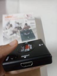 Título do anúncio: Switch HDMI