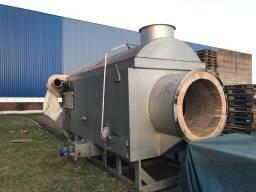 Linha completa para secagem de Cavaco / Serragem / Casca Arroz