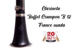 Clarineta Buffet B 12 - Made in France