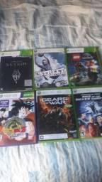Vendo jogos de xbox 360.