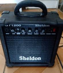 Título do anúncio: Caixa de guitarra Sheldon Gt 1200