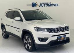 Título do anúncio: Jeep Compass Sport 1.8 Automático - 2021 ( Estado de Zero/ 2 mil km )