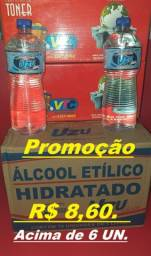 Álcool líquido
