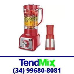 Título do anúncio: Liquidificador Turbo Mondial 1100w c/ Filtro 12 Velocidades