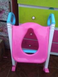 Assento infantil p banheiro