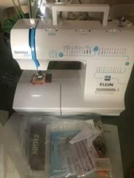 Máquina de Costura Elgin Genius Plus+ JX-4035 - Eletrônica 31 Pontos