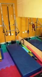 Wall Unit , Metalife, Semi-novo- Aparelho De Pilates