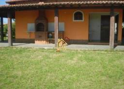 MIC-CA0064 Excelente casa de 300m² construído e excelente terreno - Unamar - Cabo Frio/RJ