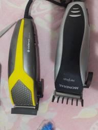 Título do anúncio: Máquina de cortar cabelos