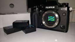 Corpo Fujifilm X-T3