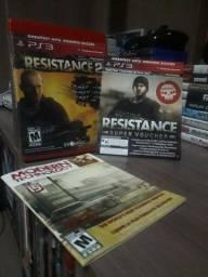 Jogo Resistance 2 para Ps3