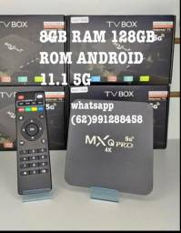 TV BOX ULTRA 4K 5G 8GB RAM 128GB ROM