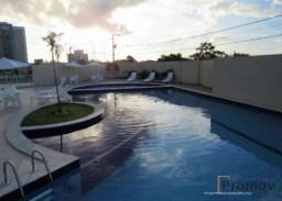 Apartamento com 2 dormitórios à venda, 59 m² por R$ 165.000,00