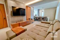 Título do anúncio: Apartamento à venda com 3 dormitórios em Sion, Belo horizonte cod:351677