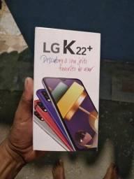LG k22 +