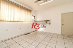 Sala, 28 m² - venda ou aluguel - Encruzilhada - Santos/SP