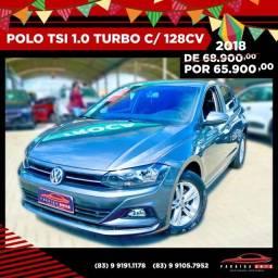 Polo Confor 200 TSI 1.0 Turbo - 2018 ( Paraíba Auto )