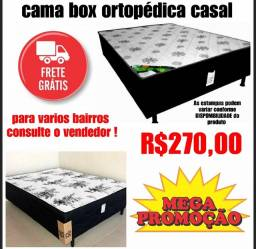 Título do anúncio: PROMOÇÃO Camas Box Casal IELO