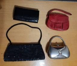 Título do anúncio: carteiras e bolsas