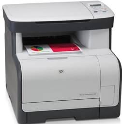 Impressora laser color HP CM 1312mfp (Revisada)- Faz transfer