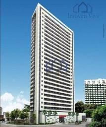 Título do anúncio: Apartamento com 1 quarto à venda, 32 m² por R$ 290.000 - Soledade - Recife/PE
