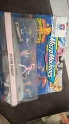 Miniaturas Power Rangers micro machine 1990
