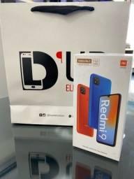 Xiaomi Redmi 9 4GB Ram 64GB Rom , Novos, Lacrados e com garantia!!!