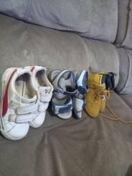 Lotinho calçados 26