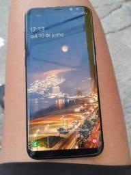 Samsung galaxy s8 plus desbloqueado muito novo