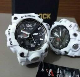 G-Shock Mudmaster Branco