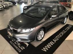 Honda Civic LXL 1.8 Completa 2013