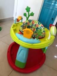 Assento atividades bebê galzerano