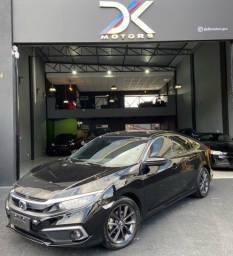 Título do anúncio: Honda Civic Touring 1.5 Turbo Único Dono
