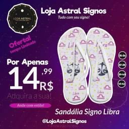 Título do anúncio: Sandália Signo de Libra