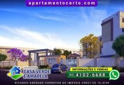 Saia do aluguel, ligue (85) 4102-6688   Casa Verde e Amarela Fortaleza   Parque Donatello