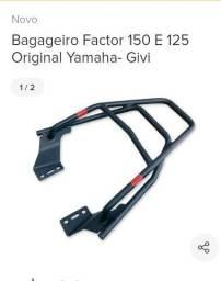 Bagageiro p/ baú da Factor